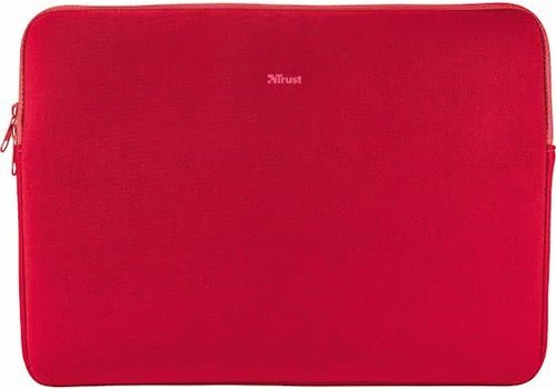 Trust Primo Soft Sleeve 15.6 Inch - Rood