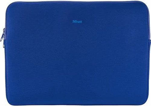 Trust Primo Soft Sleeve 15.6 Inch - Blauw