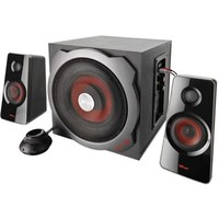 GXT 38 2.1 Speakerset 120W - Zwart/Zilver