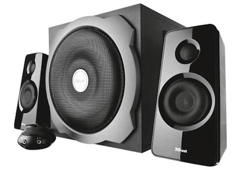 Trust Tytan 2.1 Speakerset 60W - Zwart