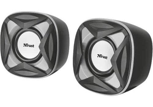 Trust Xilo Compact 2.0 Speakerset 8W Black