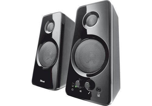 Trust Tytan 2.0 Speakerset 36W - black