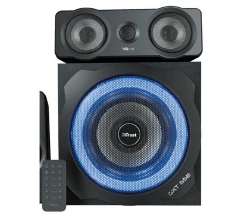 GXT 658 Tytan 5.1 Surround Speaker Set 180W - Zwart