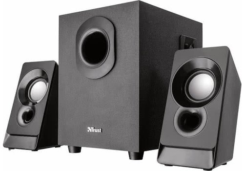 Trust Argo 2.1 Subwoofer Speakerset 18W