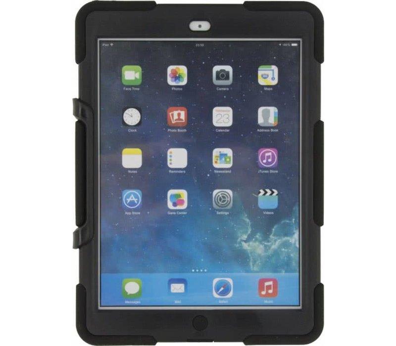 Survivor Case - Zwart voor Apple iPad Air / iPad 2017