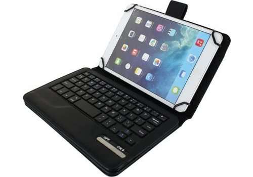 "Xccess Xccess Detachable Bluetooth Keyboard Stand Case Universal 7""/8"" Black"