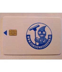 Betaalkaart osmosewater 25€