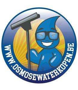 400 Liter osmosewater aan huis geleverd !