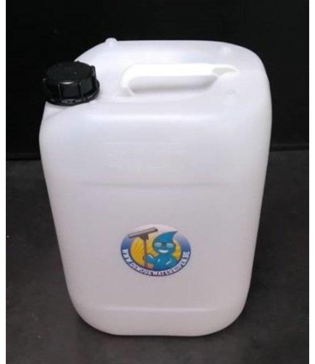 Lege jerrycan 20 liter