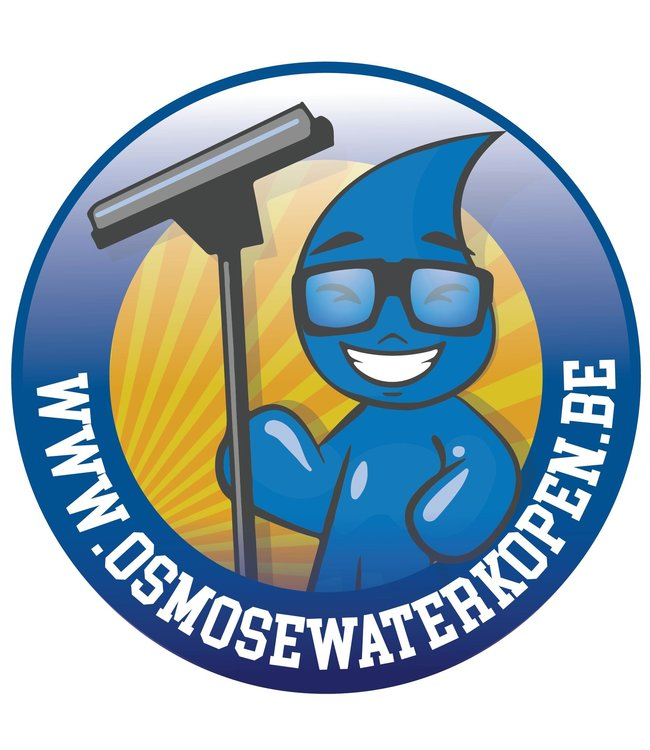 4000 liter osmosewater/ demi water aan huis