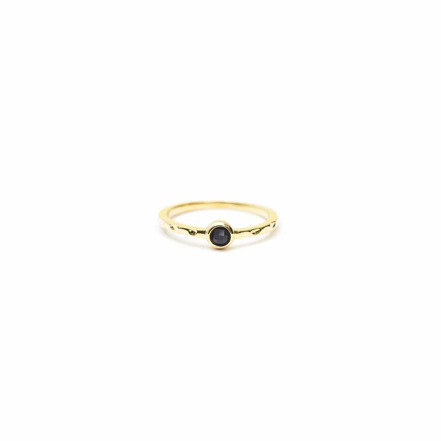 Reverie Ring Gold Plated-1