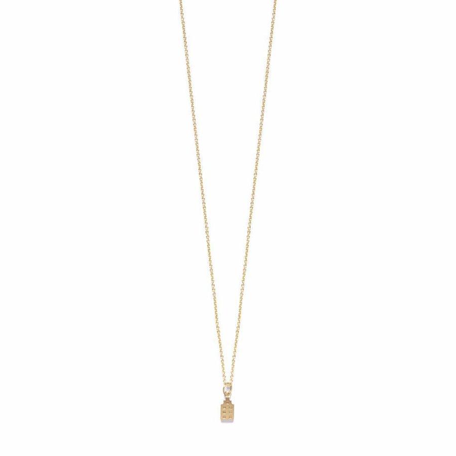 The Jordaan Necklace 18krt Gold-1