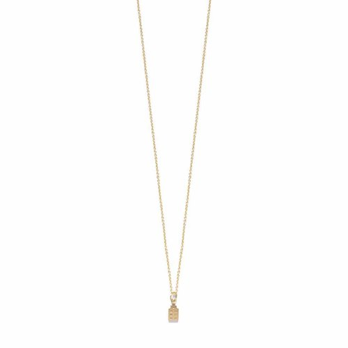 The Jordaan Necklace Gold Plated
