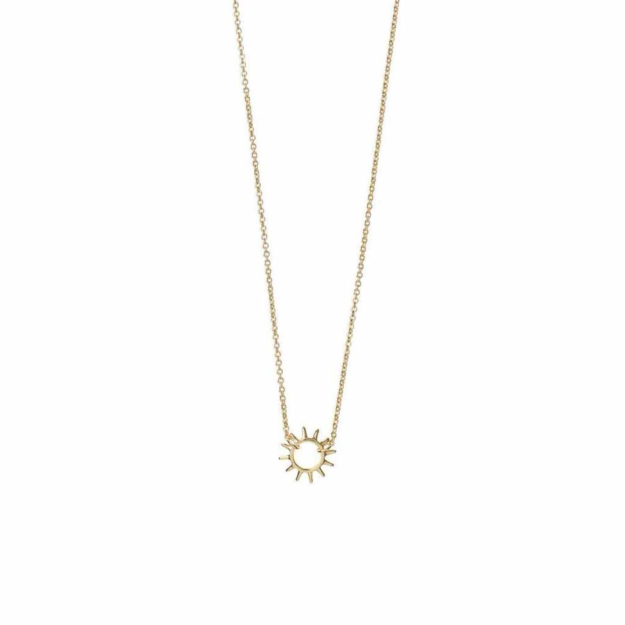 Rise Ketting Gold Plated-1