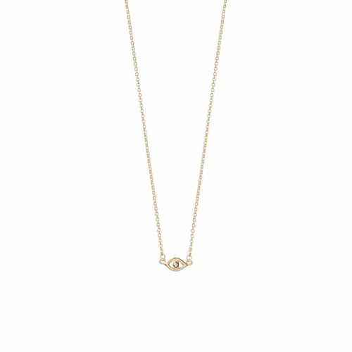 Capturize Necklace Gold