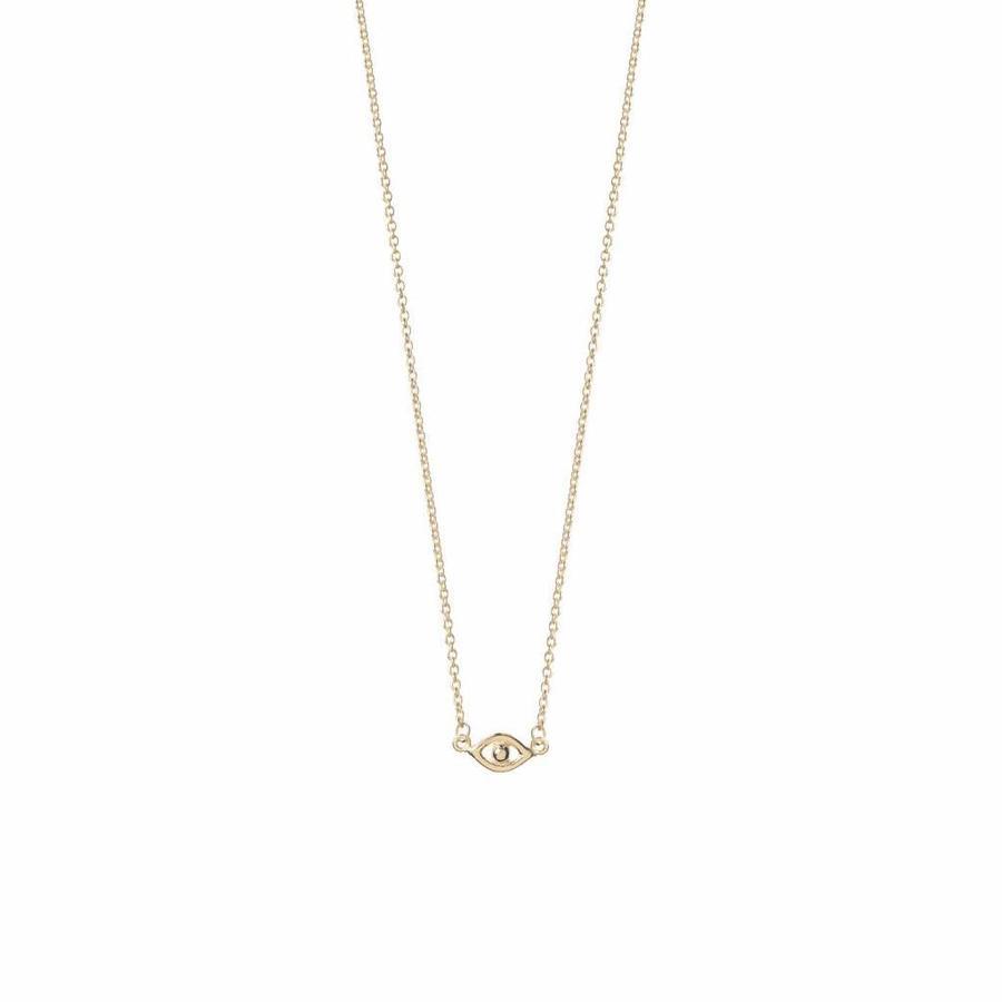 Capturize Necklace Gold-1