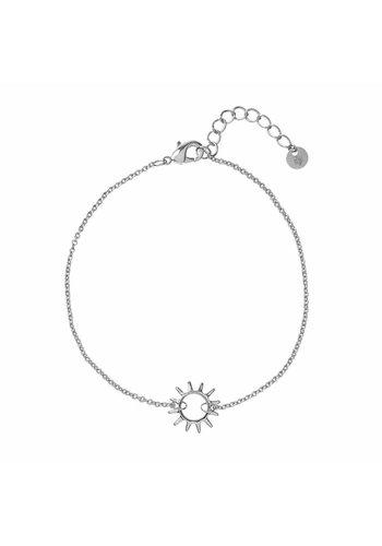 Rise Bracelet Silver