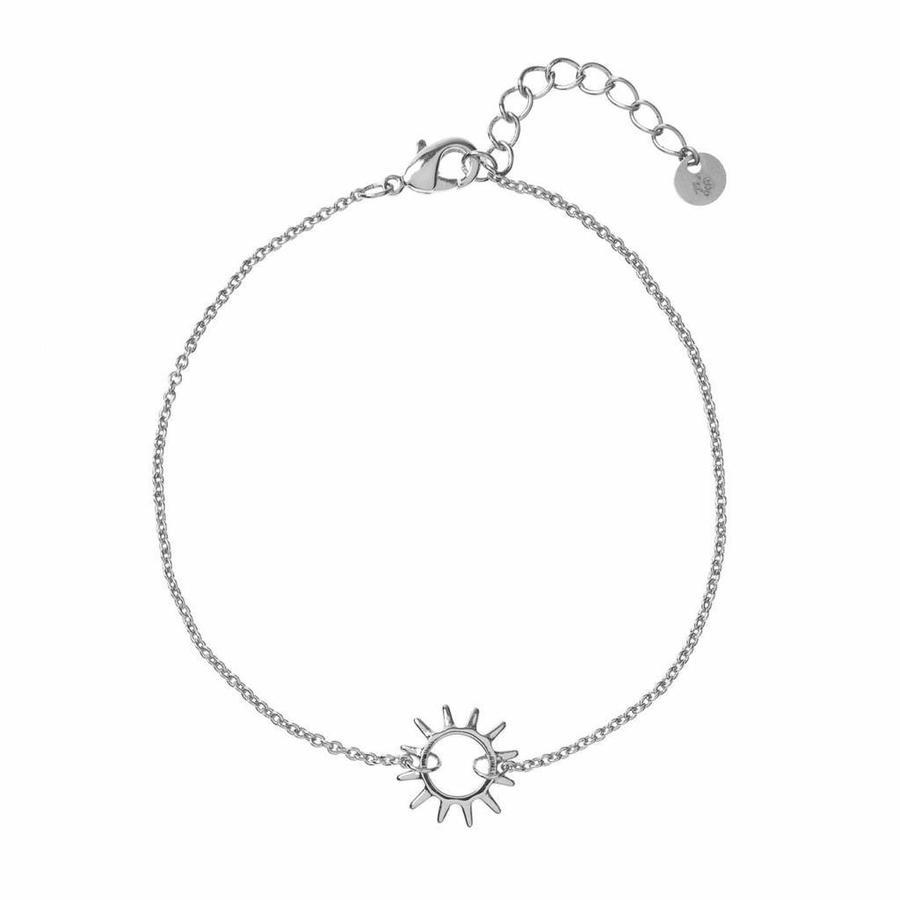 Rise Bracelet Silver-1