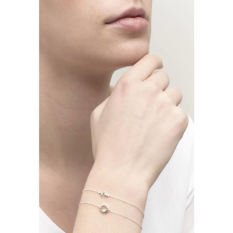 Rise Bracelet Silver-2