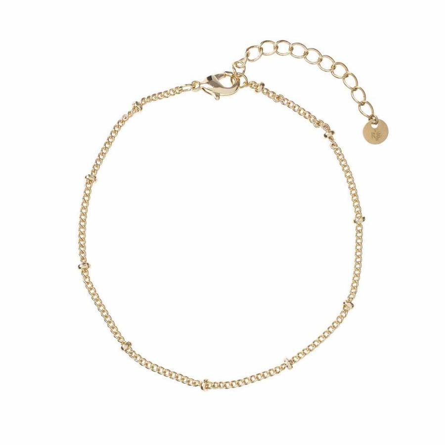 Balance Bracelet Gold Plated-1