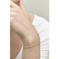 thumb-Balance Bracelet Gold Plated-4