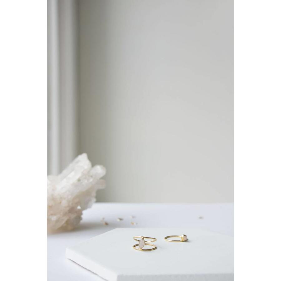 Blush Ring Goud-3