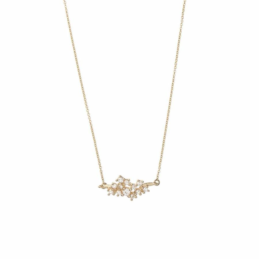 Radiance Necklace Gold-1