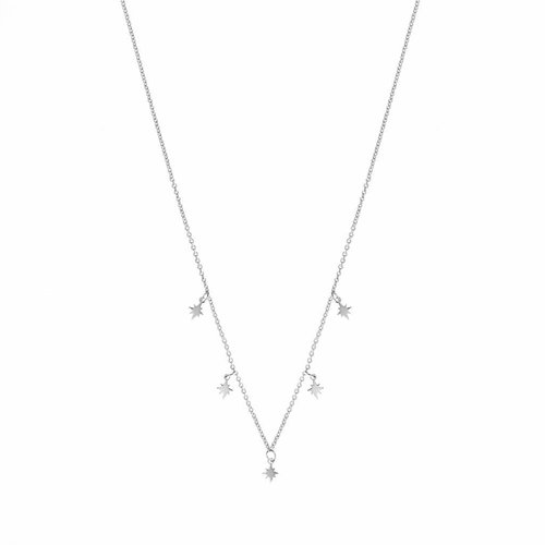 Stellar Necklace Zilver