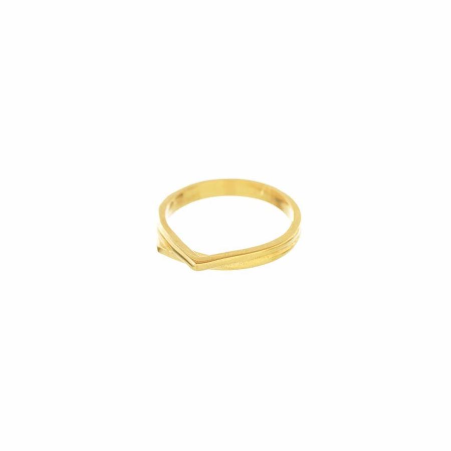 Mountain Ring Gold-1