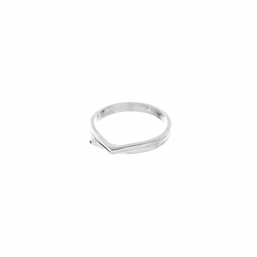 Mountain Ring Zilver-1