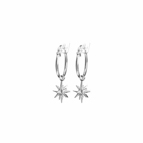 Rise Earrings Silver