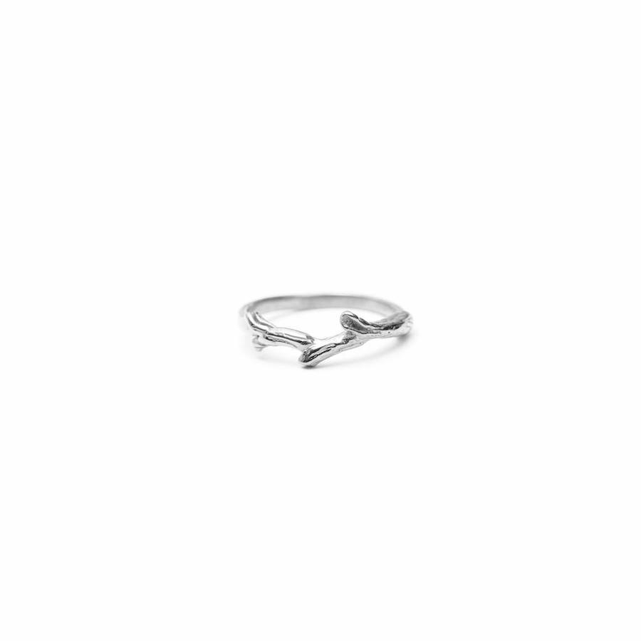 Breathe Ring Silver-1
