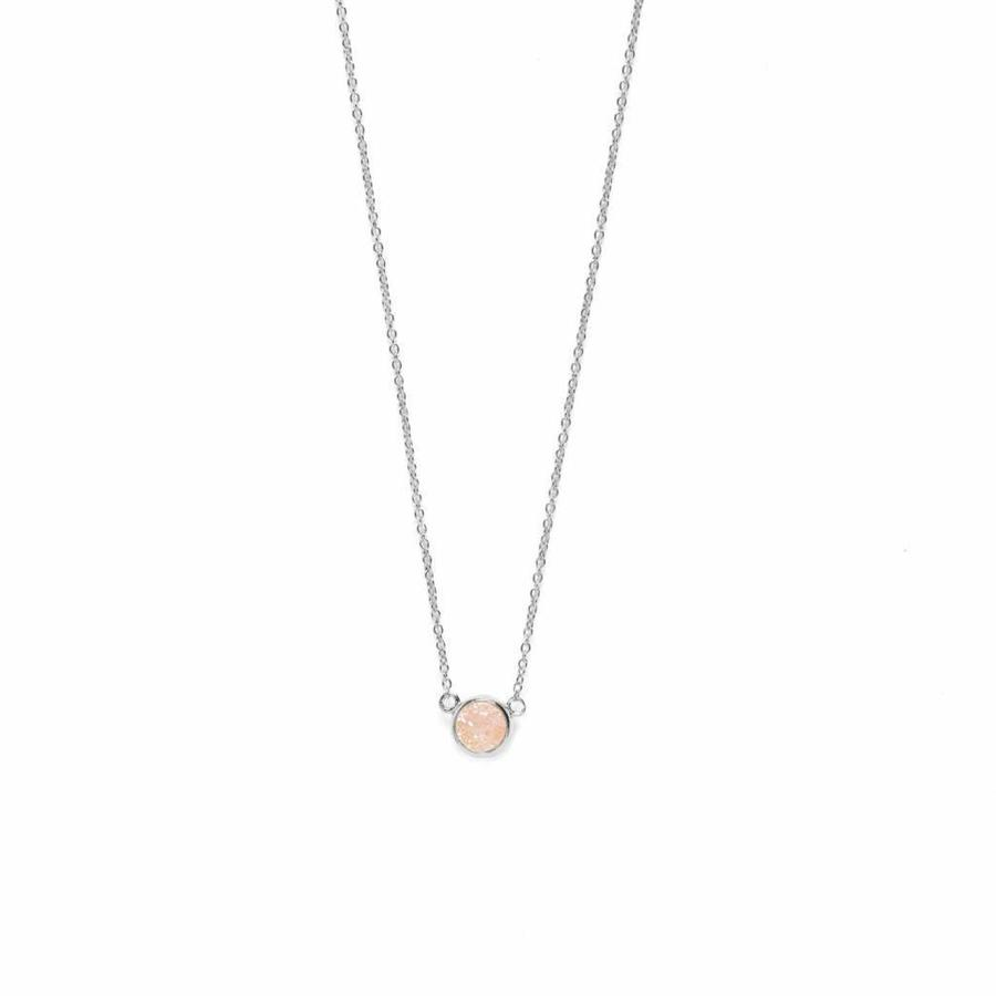 Serenity Ketting Zilver-1