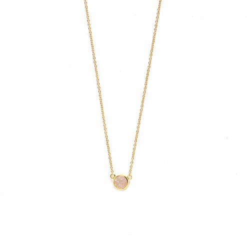 Serenity Necklace Gold Plated