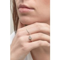 Serenity Ring Silver