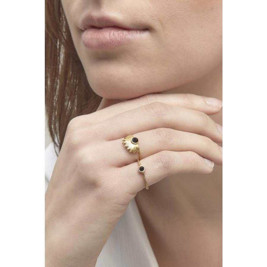 Reverie Ring Gold Plated-5