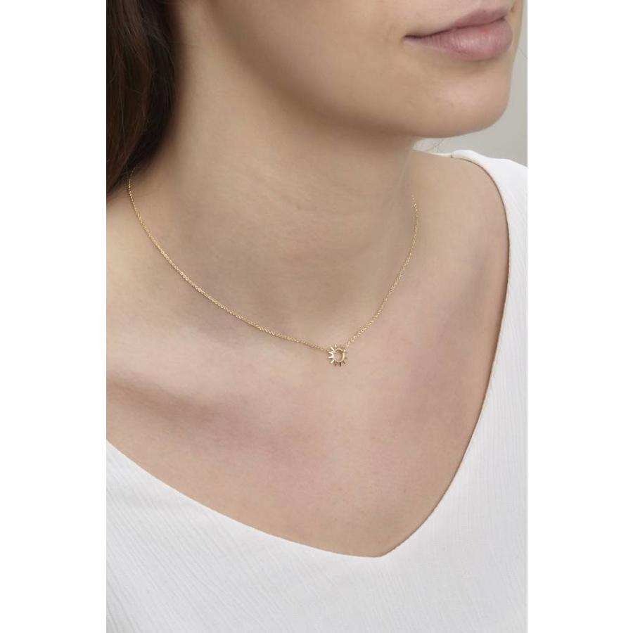 Rise Ketting Gold Plated-4