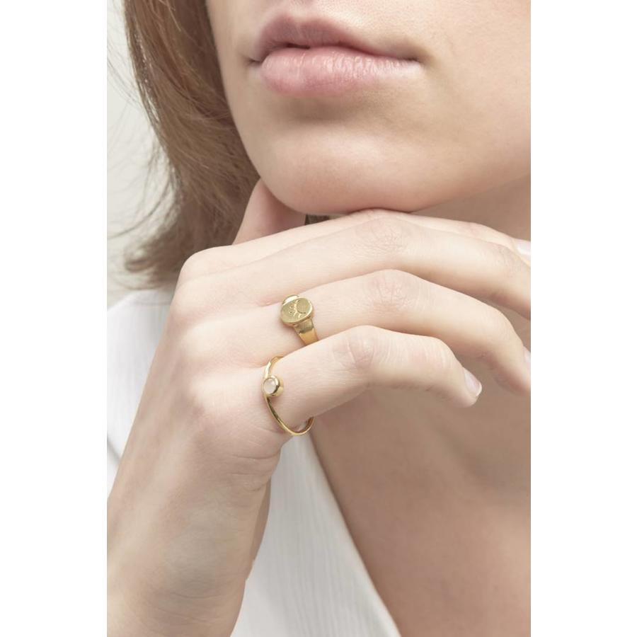 Mere Ring Gold-5
