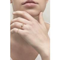 thumb-Droplet Ring Goud-5