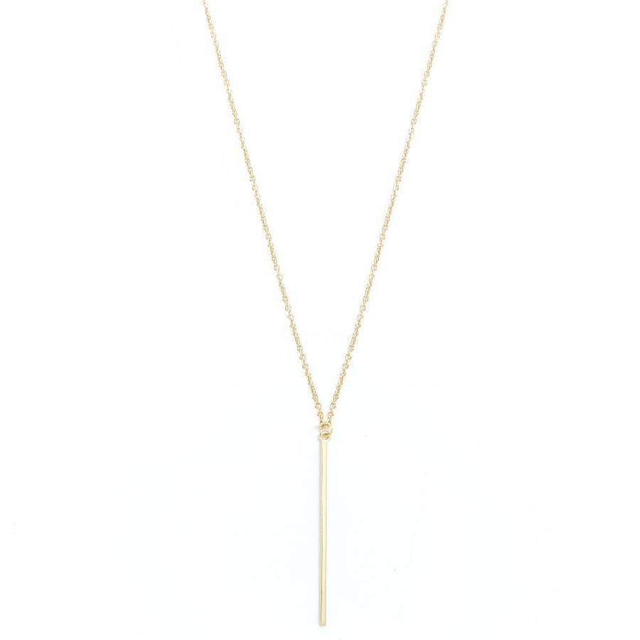 Desire Necklace Gold-1
