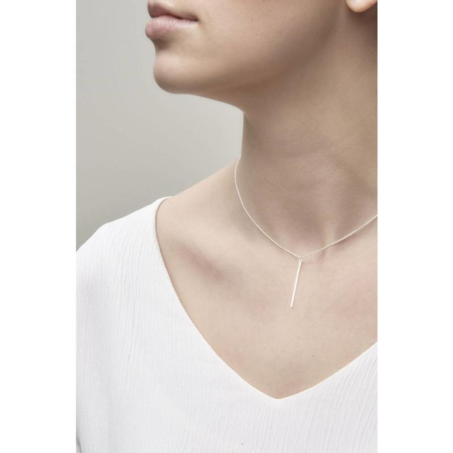 Desire Necklace Silver-2