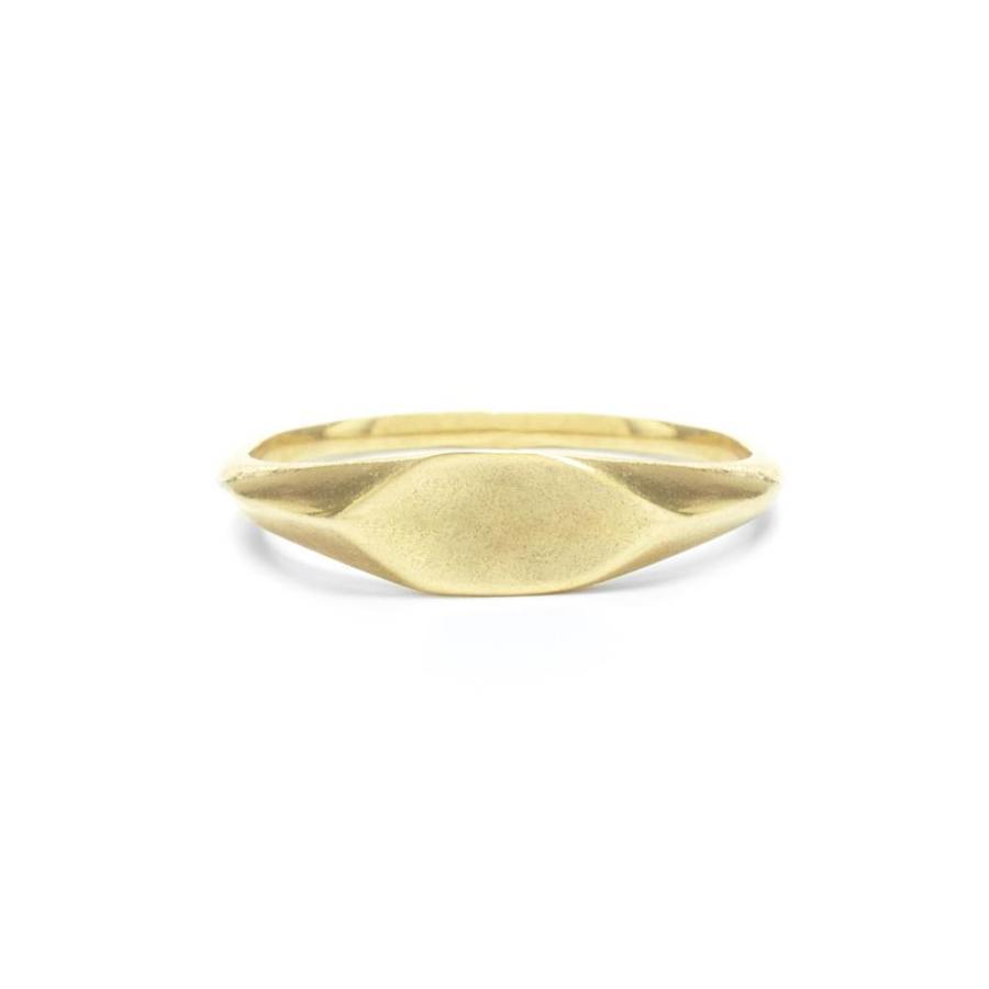 Fierce Ring Goud-1