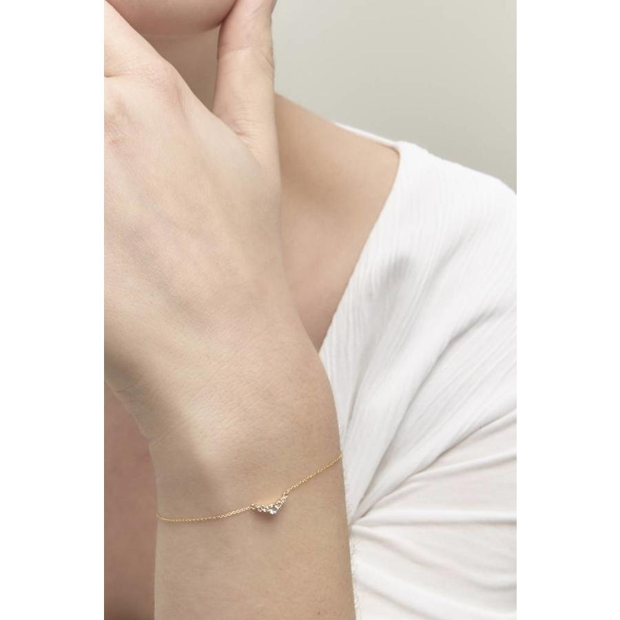 Enlighted Armband 18krt Goud-2