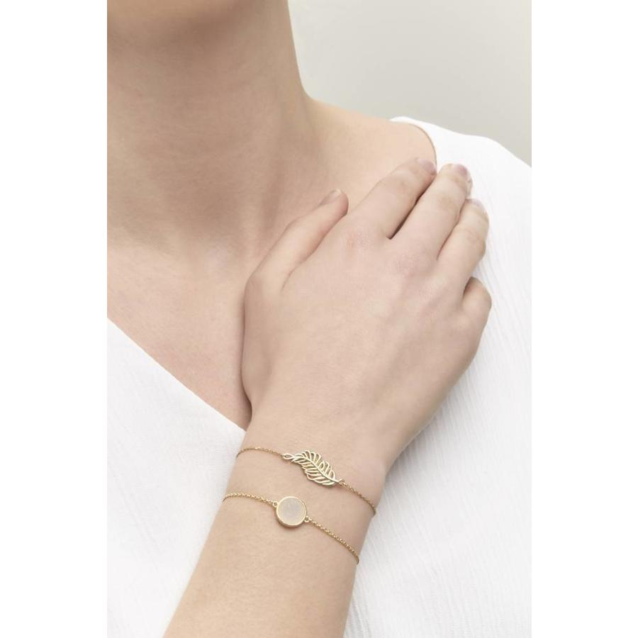 Gleam Bracelet Gold-3