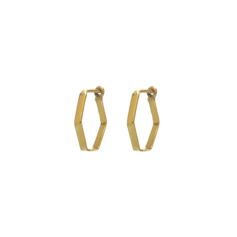 Prisma Hoops Gold-1