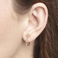 thumb-Prisma Hoops Gold-2