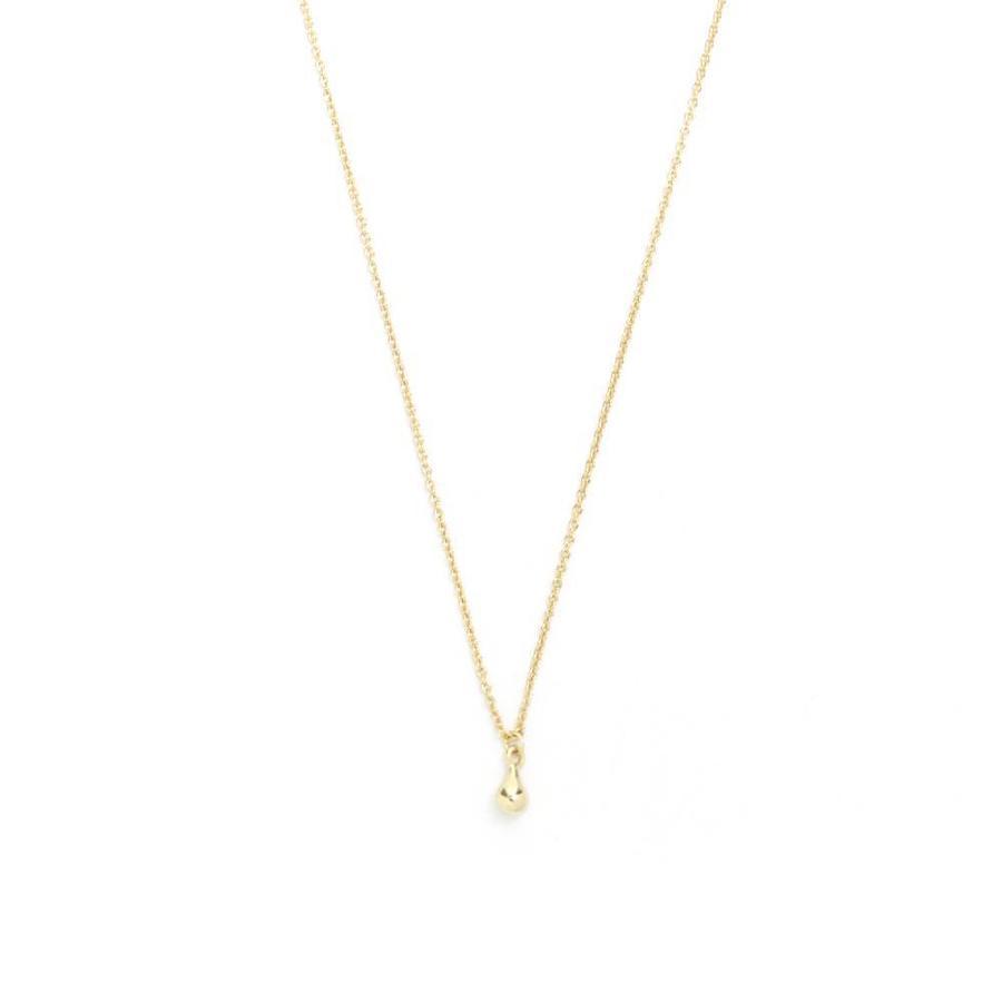 Still Necklace Gold-1