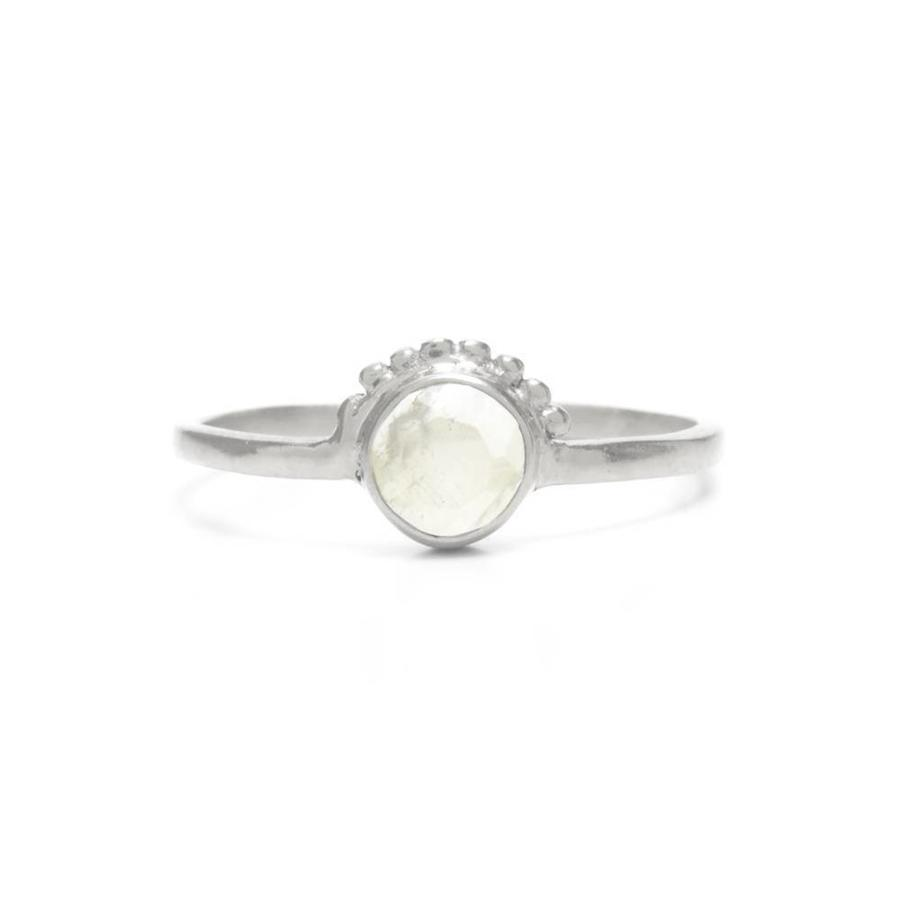 Sincere Ring Silver-1