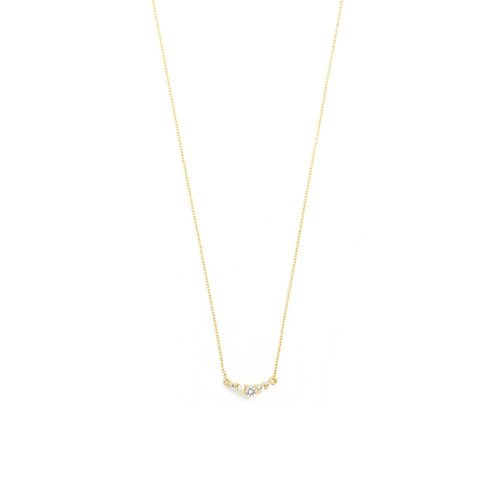 Enlighted Ketting 18krt Goud