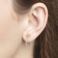 thumb-Prisma Hoops Silver-2